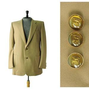 CORNELIANI Italy Virgin Wool Sport Coat Blazer
